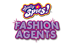 Logo Totally Spies Fashion Agents